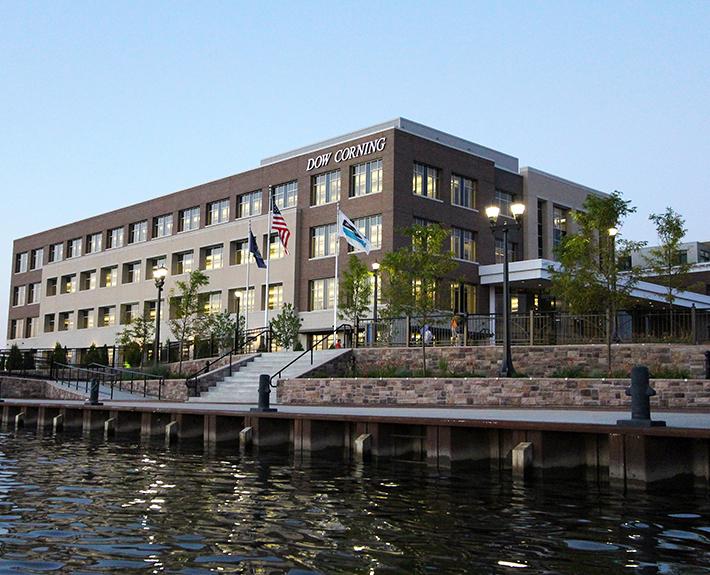 ập Đoàn Dow Corning (DOW) có trụ sở tại Midland, Michigan, Hoa Kỳ