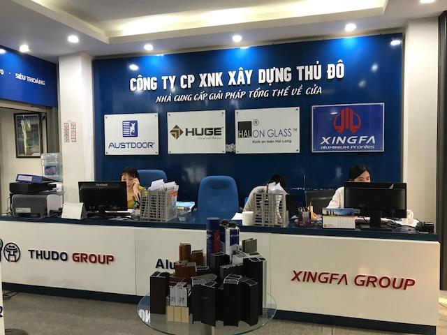 """Bản quyền thương hiệu """"Xingfa Group"""" duy nhất của Thủ Đô Group"""